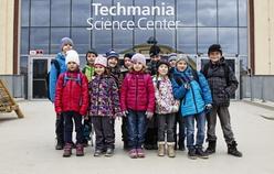 Výprava do Techmanie, prosinec 2017
